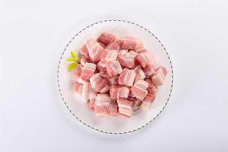 猪肉块图片
