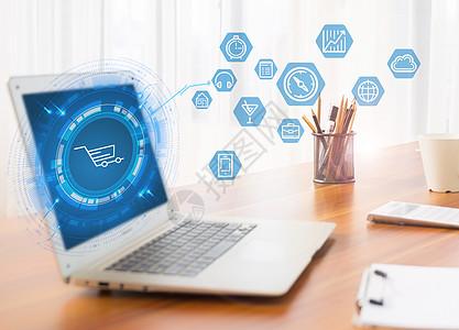 电子商务因特网全球营销采购计划图片