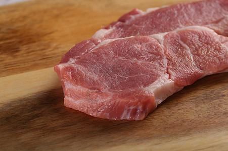 雪花肉片图片