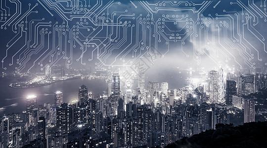与世界接轨的城市图片