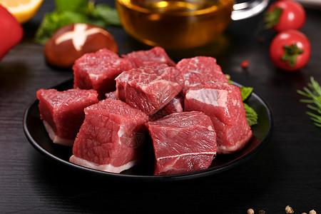 牛肉块图片