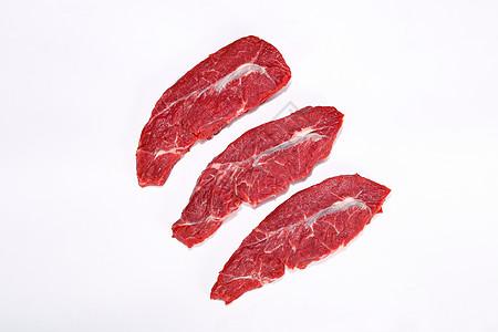 牛肩胛肉图片