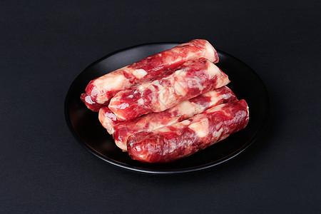广式香肠图片