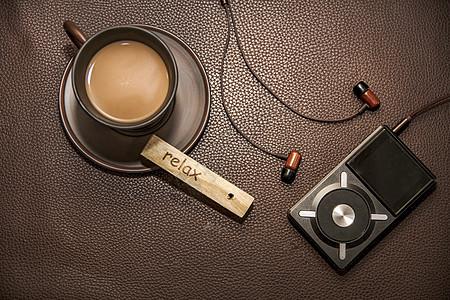 午后音乐咖啡时光图片