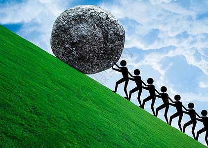 团队团结的力量图片