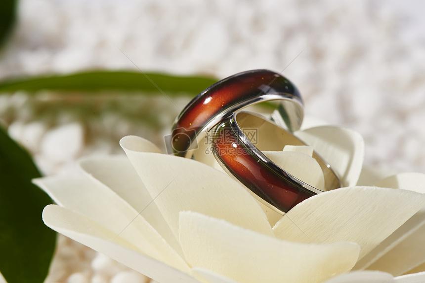 玉戒指图片