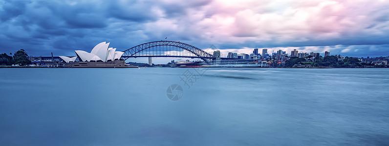 悉尼海湾图片