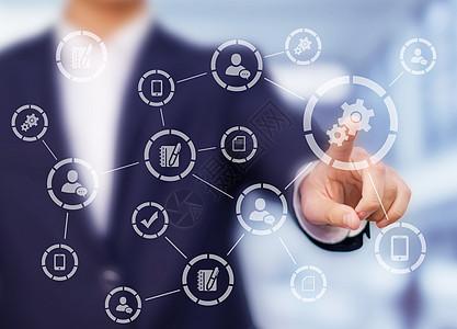 业务流程和流程的自动化图片