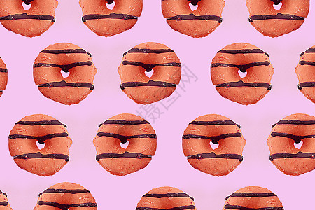 甜甜圈图片