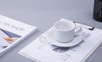 桌面办公文具图片