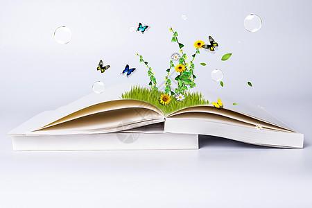 书中的植物图片