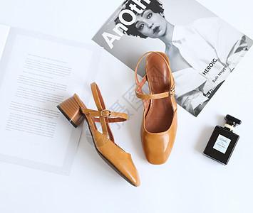 时尚女鞋图片