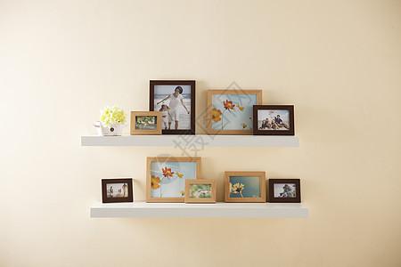 墙面相框组合图片