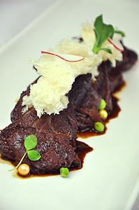 陈皮牛肉图片