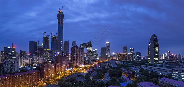 未来的北京图片