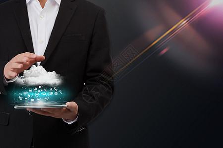 云端科技和互联科技图片