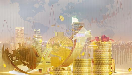 城市金融行情图片