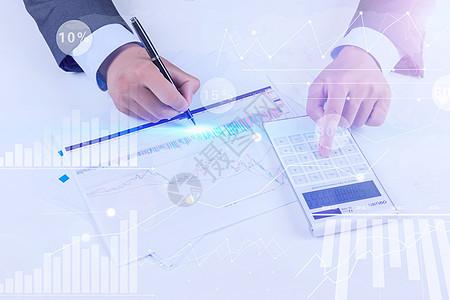 商务统计图片