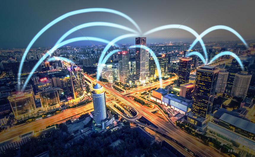 炫光城市科技图片