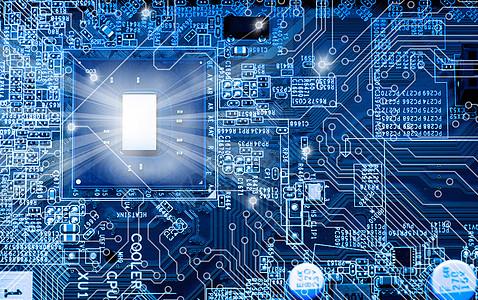电路与科技图片