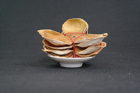 陈皮和柑普茶图片