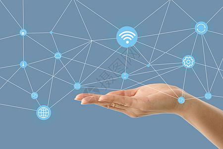 网络信息科技图片