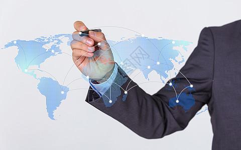 全球化与发展图片