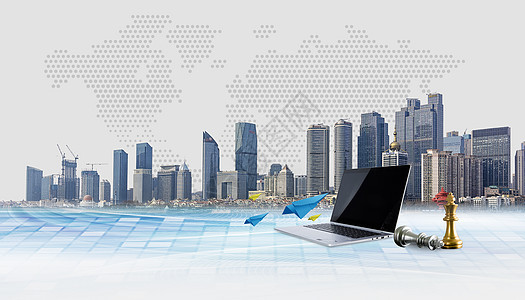 现代网络科学技术图片