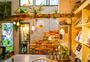 咖啡馆室内装饰图片