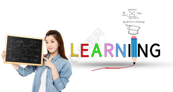 学习概念英语图片