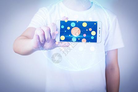 全球互联网购物图片