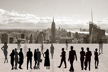 都市职场图片