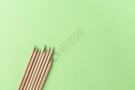 铅笔简约风格摆拍图片