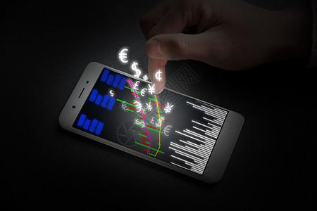 智能手机掌上生活图片