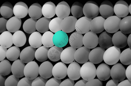 商务概念气球图片