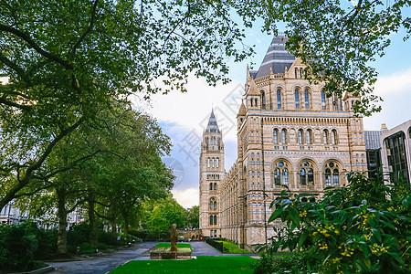 英国伦敦自然历史博物馆图片