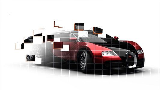 数据汽车图片