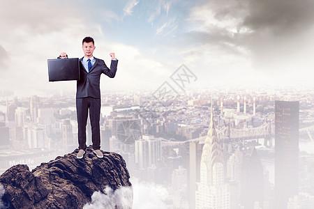 成功商务男士图片
