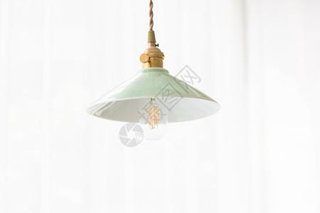一盏灯图片