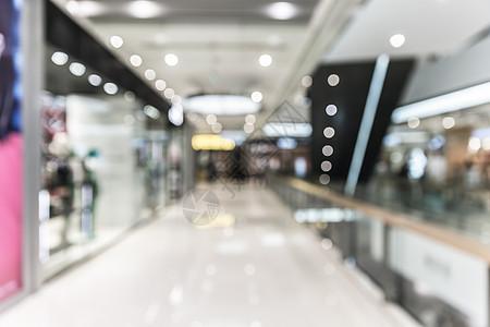 商场明亮过道展示图片