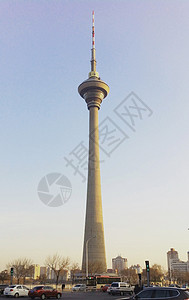 天津广播电视塔图片