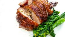 烧鹅广式美食图片