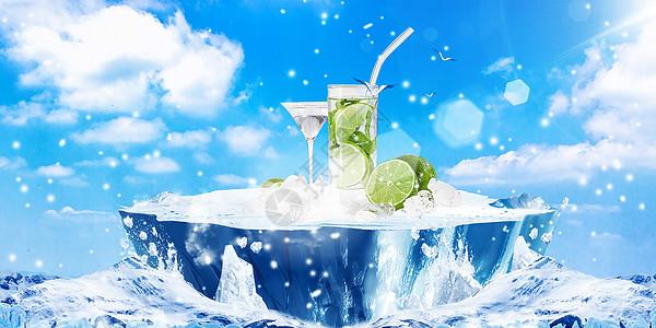 冰凉之夏图片