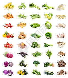 各种高清蔬菜组合素材图片
