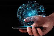 智能科技手机图片