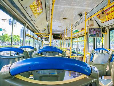 电动公交车图片