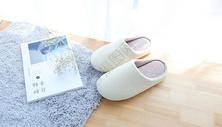 日系棉麻拖鞋图片