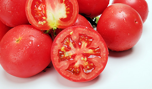 番茄西红柿图片