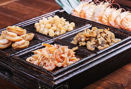 海鲜干货食材图片
