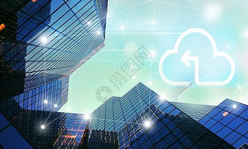 云服务科技楼图片